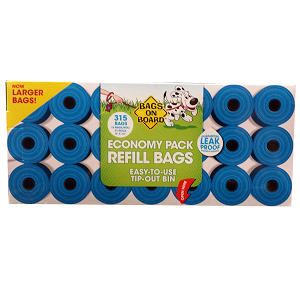 Bags On Board Pantry Refill Pack 315 bags