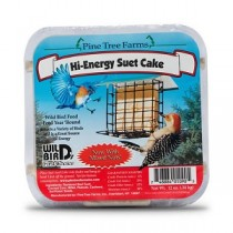 Pine Tree Farms - Hi-Energy Suet Cake