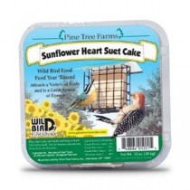 Pine Tree Farms - Sunflower Heart Suet Cake
