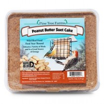 Pine Tree Farms - Peanut Butter Suet Cake - 3lb