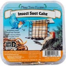 Pine Tree Farms - Insect Suet Cake