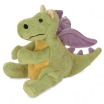 Go Dog Baby Dragon - Lime Green
