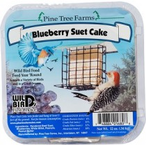 Pine Tree Farms - Blueberry Suet Cake