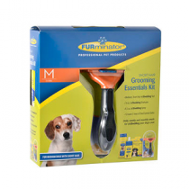 Furminator Medium Short Hair Grooming Kit