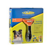 Furminator Medium Long Hair Grooming Kit