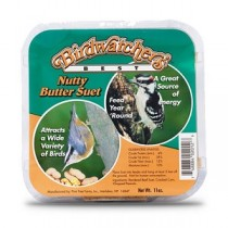 Birdwatcher's Best - Nutty Butter Suet