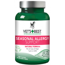 Vet's Best Seasonal Allergy Support 60ct