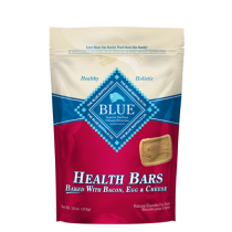 Blue Buffalo Bacon Egg & Cheese Health Bars 16oz