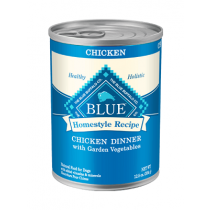 BLUE HS Chicken Dinner 12.5oz Canned Dog Food