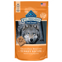 Blue Wilderness Biscuits GF Turkey - 10oz