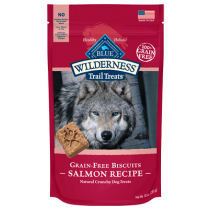Blue Wilderness Biscuits GF Salmon - 10oz