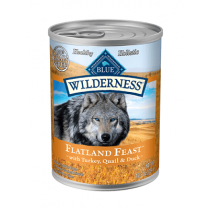 Blue Wilderness Flatland Feast 12.5oz Dog Food