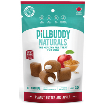 CNN - Pill Buddys Naturals Apple & P. Butter 150 g