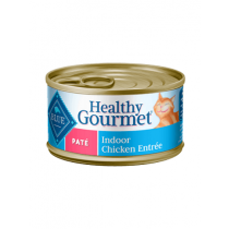 Blue Healthy Gourmet Pate Indoor Chicken Cat Food