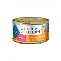 Blue Healthy Gourmet Pate Turkey & Chicken