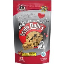 Benny Bullys Cat Treats - Plus Heart 25gm