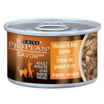 ProPlan Adult Chicken/Rice Entree Cat Food