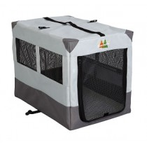 Midwest Canine Camper Double Door Soft Sided Crate