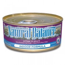 Natural Balance Indoor Formula Cat Food