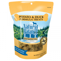 Natural Balance LIT Duck & Potato Treat 14oz