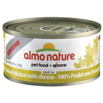 Almo Legend Chicken & Cheese Cat Food