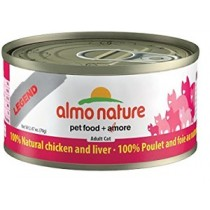 Almo Legend Chicken & Liver 70gm