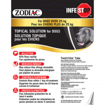Zodiac Infestop for Dogs Over 25kg