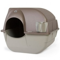 Omega Paw Self Cleaning Litter Box - Regular