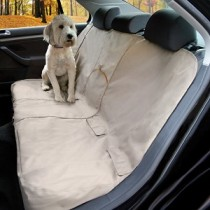 Kurgo Bench Seat Cover - Hampton Sand
