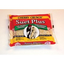 Wildlife Sciences Suet Plus - Cherry Crunch