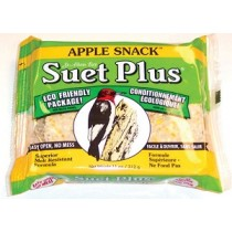 Wildlife Sciences Suet Plus - Apple Snack