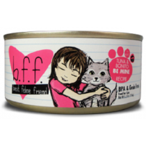 BFF Tuna & Bonito Be Mine 5.5oz