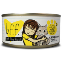 Best Feline Friends Tuna & Chicken 4-Eva 5.5oz