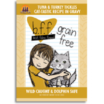 BFF Tuna & Turkey Tickles Canned Cat Food