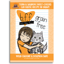 BFF Tuna & Salmon Sweet Cheeks Pouch