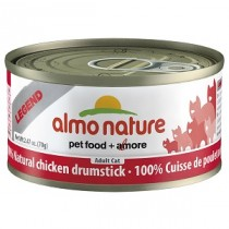 Almo Legend Chicken Drumstick Cat Food