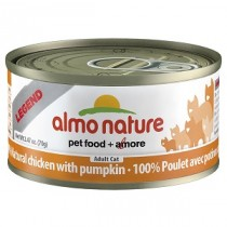 Almo Legend Chicken with Pumpkin Cat Food