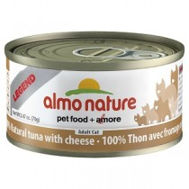 Almo Legend Tuna with Cheese Cat Food