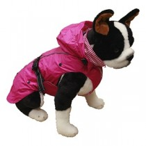 One for Pets All Weather Dog Coat - Pink