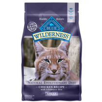 Blue Wilderness Grain Free Adult Chicken Cat Food