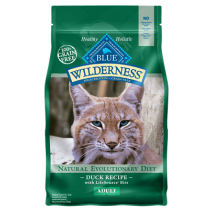 Blue Wilderness Grain Free Adult Duck Cat Food