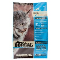 Boreal Fish Trio Formula Cat Food
