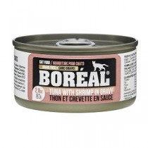 Boreal Tuna With Shrimp in Gravy Cat Food