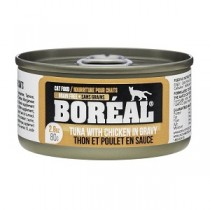 Boreal Tuna With Chicken in Gravy Cat Food
