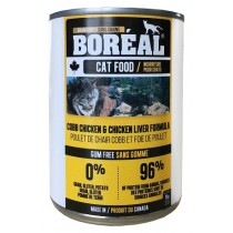 Boreal Cobb Chicken & Chicken Liver Cat Food