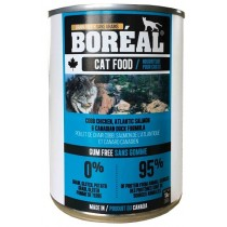 Boreal Cobb Chicken, Salmon & Duck Cat Food