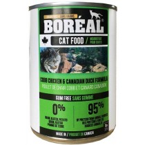 Boreal Cobb Chicken & Canadian Duck Cat Food