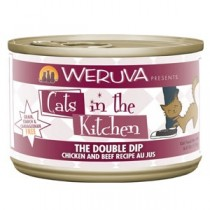 Weruva Cats in the Kitchen Double Dip Cat Food