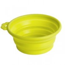 Silicone Travel Bowl Green 1.5Cup