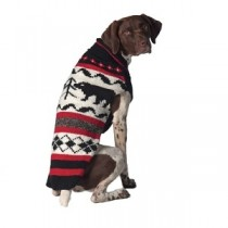 Chilly Dog Sweater - North Pole Black Bear